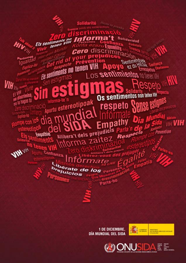 Conmemoran el Día Mundial de la lucha contra el sida