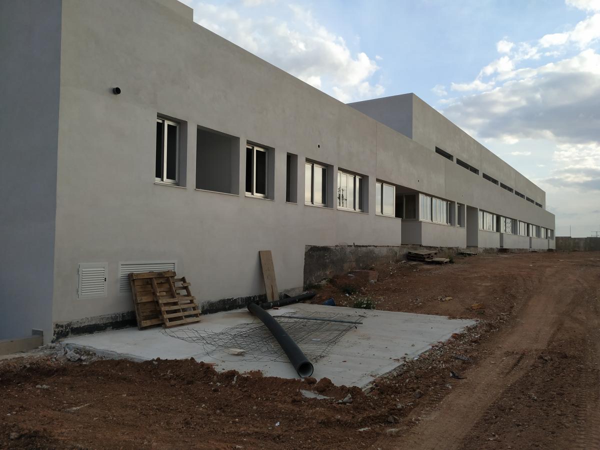 El nuevo mobiliario del colegio Ortega y Gasset ya está adquirido