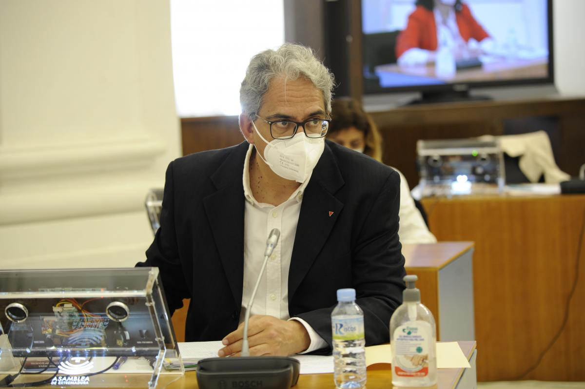 Unidas por Extremadura rechaza el traslado del colegio Ortega y Gasset