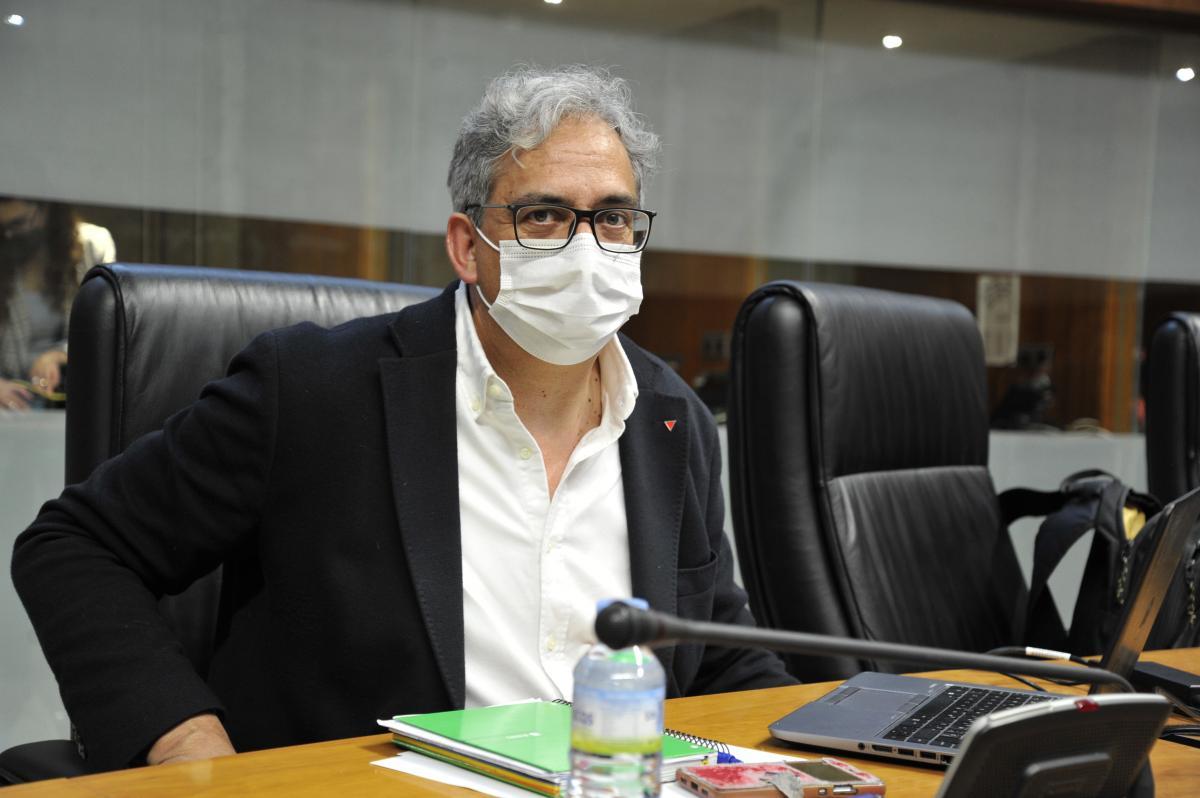 Unidas por Extremadura insiste en el Pleno de la Asamblea en su rechazo al traslado del colegio