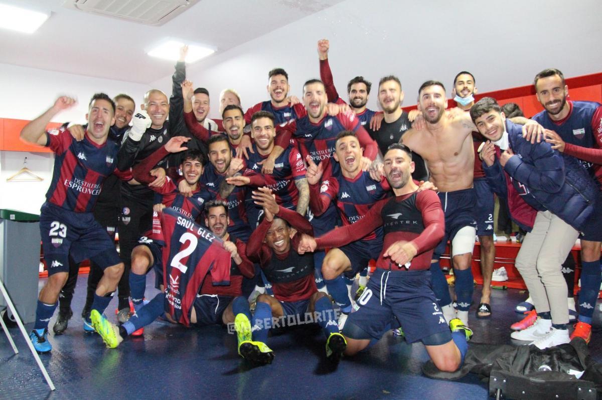 El Extremadura logra una importante victoria ante el Castilla