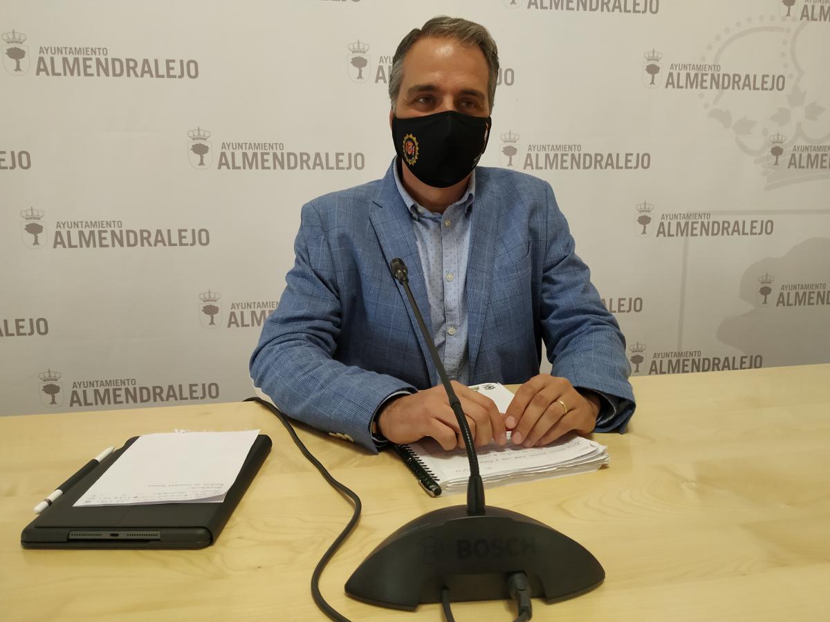"""Arias avanza que el proceso para arreglar el camino Lobón """"está muy avanzado"""""""