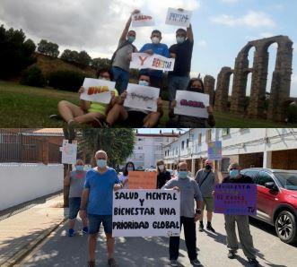 Feafes invita a ciudadanos y colectivos a 'sumar kilómetros por la salud mental'