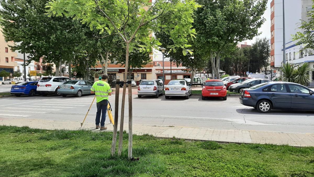 Prevén instalar cámaras en la plaza de Extremadura el próximo año