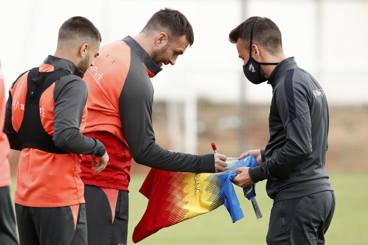El Francisco de la Hera acoge el encuentro entre la Real Sociedad B y el Andorra