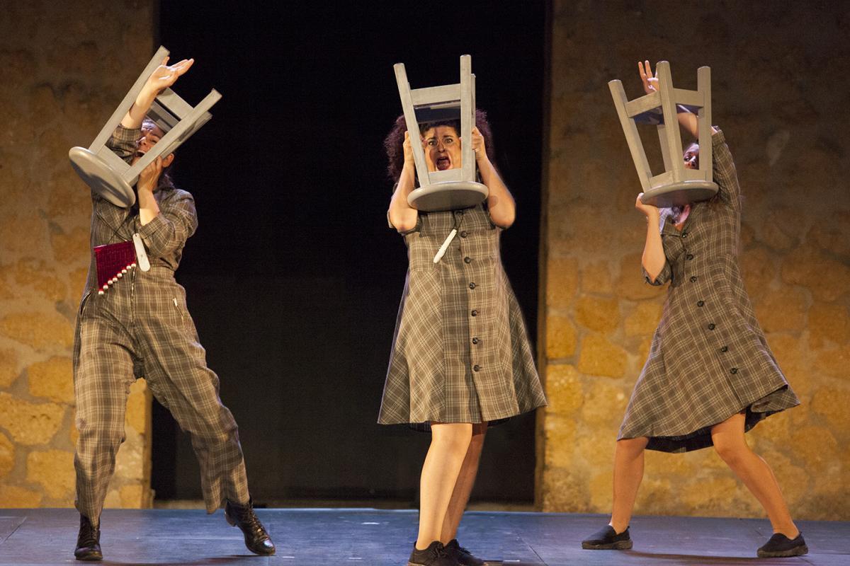 La galardonada 'El viento es salvaje' se representará el viernes en el teatro