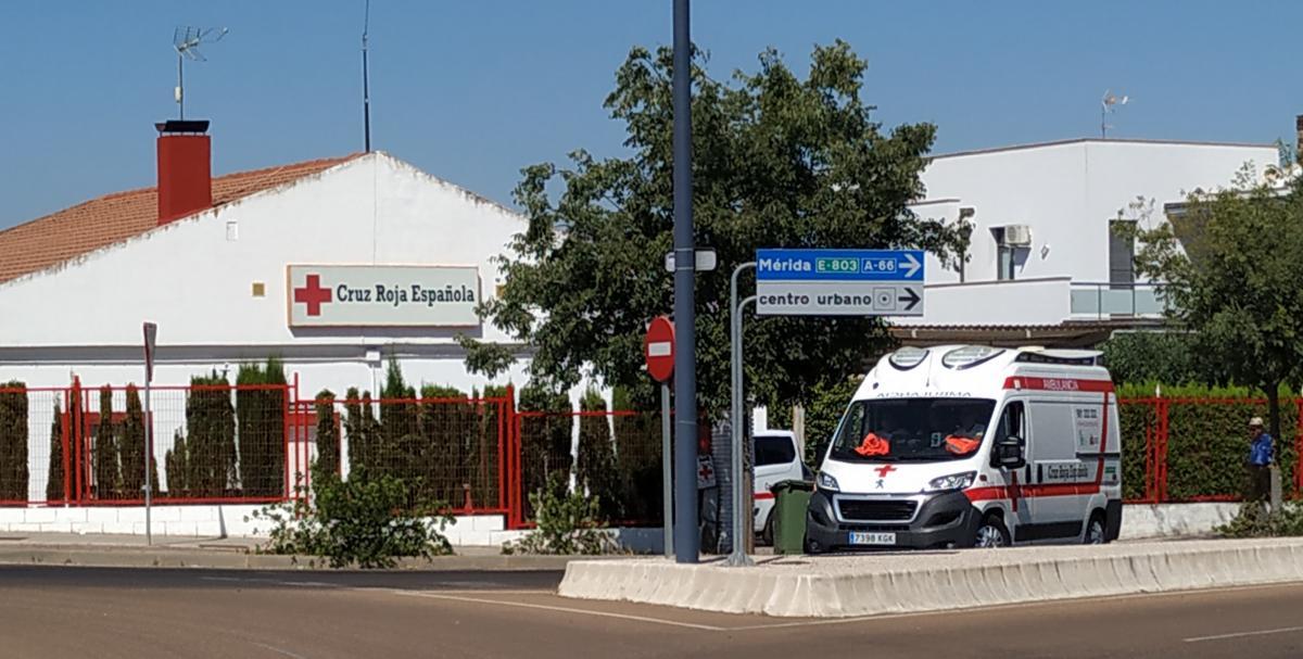 Cruz Roja iniciará un programa de apoyo al empleo juvenil en Almendralejo