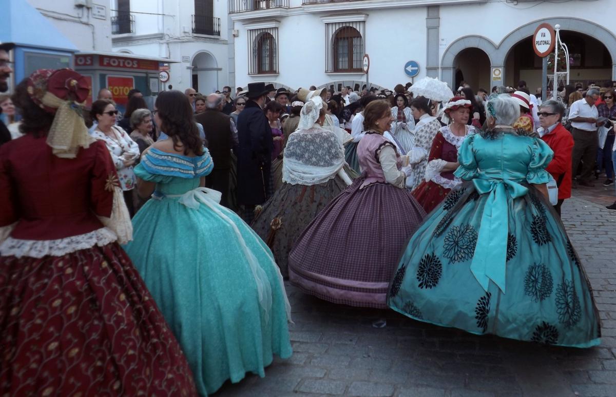 Almendralejo regresa al siglo XIX en la ruta literaria sobre el Romanticismo