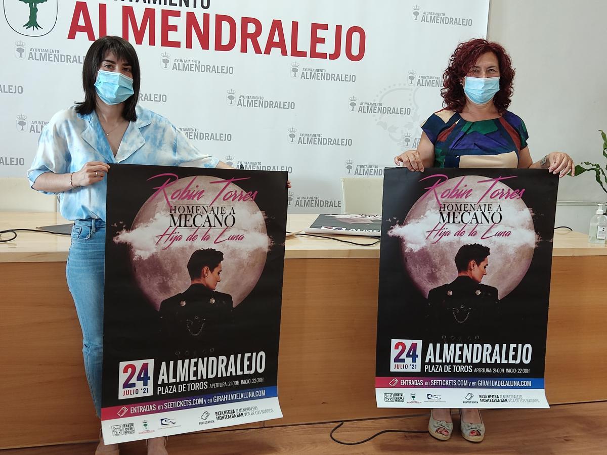 Programan un concierto en homenaje a Mecano el 24 de julio