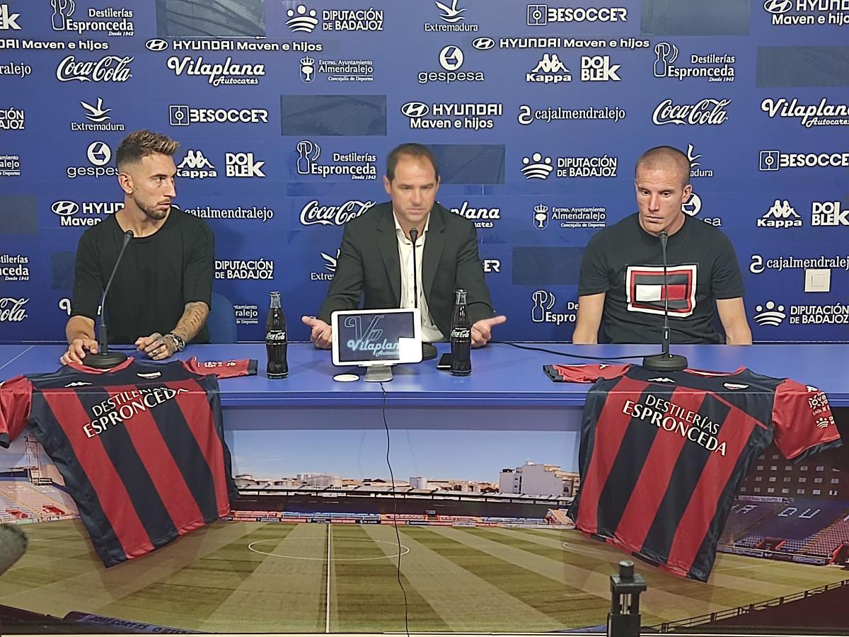 El Extremadura se reforzará con la incorporación de un delantero