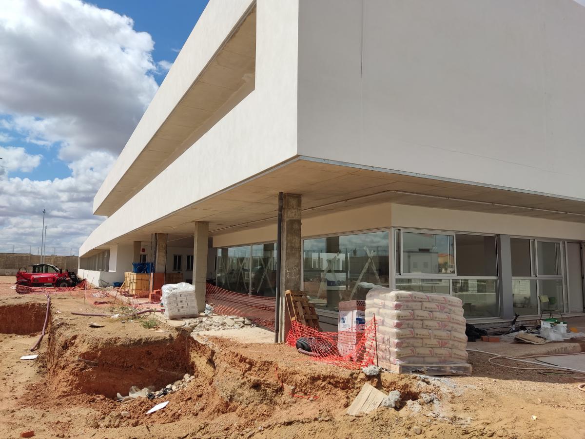 Los alumnos de Ortega y Gasset iniciarán las clases en el nuevo centro en enero