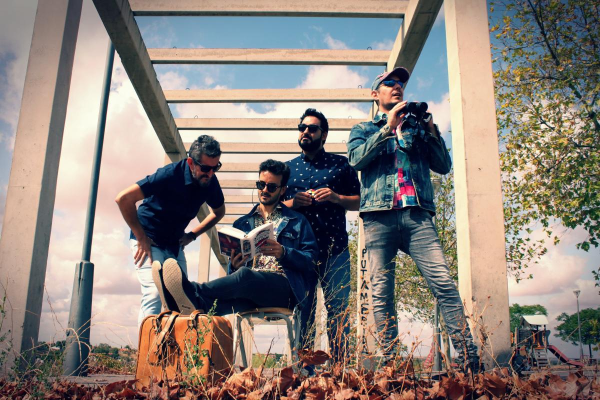 La banda Lady Jaque publica el videoclip de su segundo single