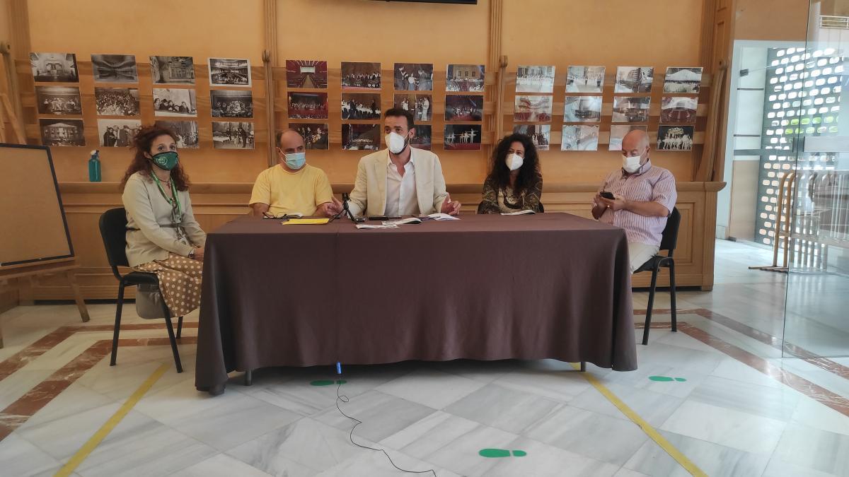 Catharsis Teatro presentará su obra 'La Diosa' el próximo 9 de octubre